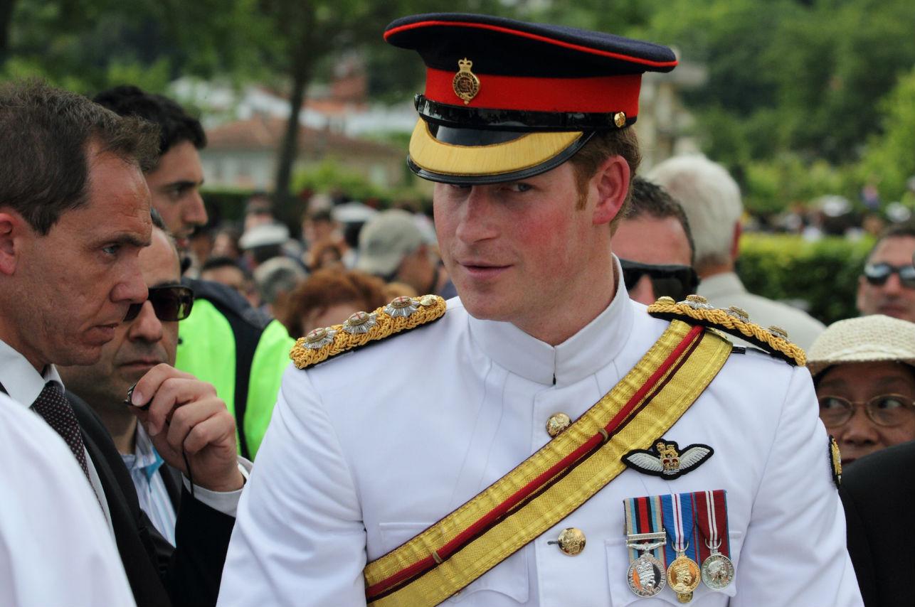 ¡El príncipe Harry acaba de anunciar su compromiso real!