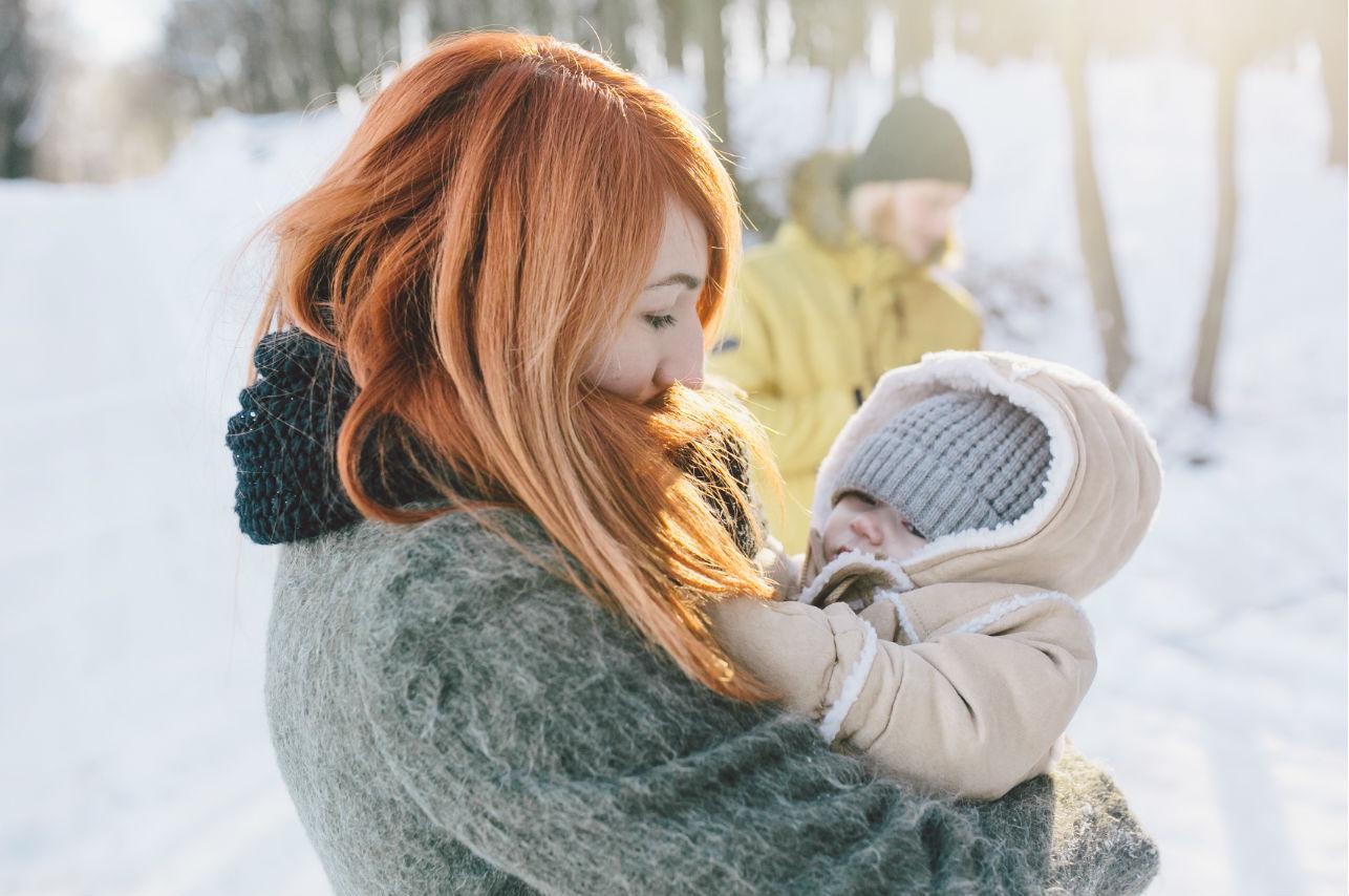 5 consejos para cuidar la salud de tu bebé en invierno
