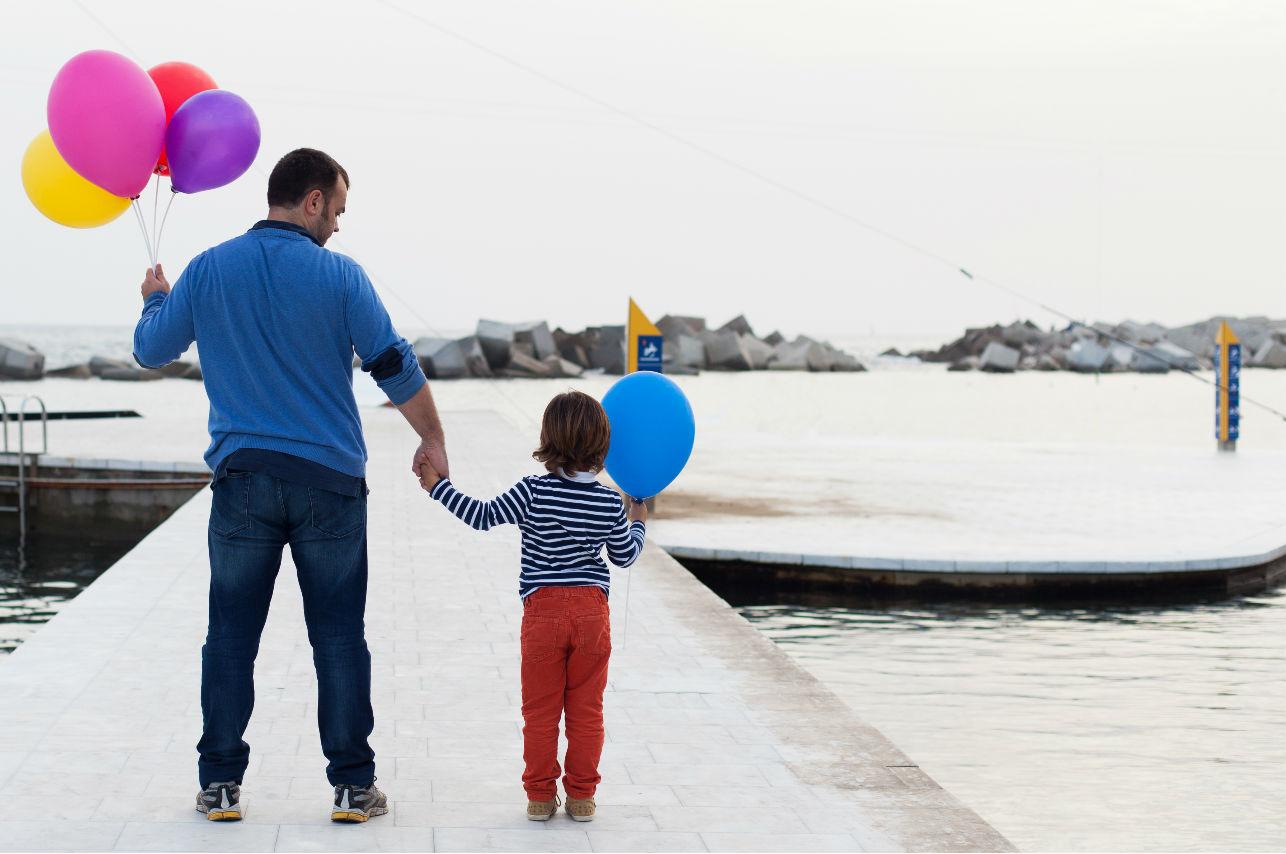 4 aspectos no físicos que heredan los hijos y seguro desconocías