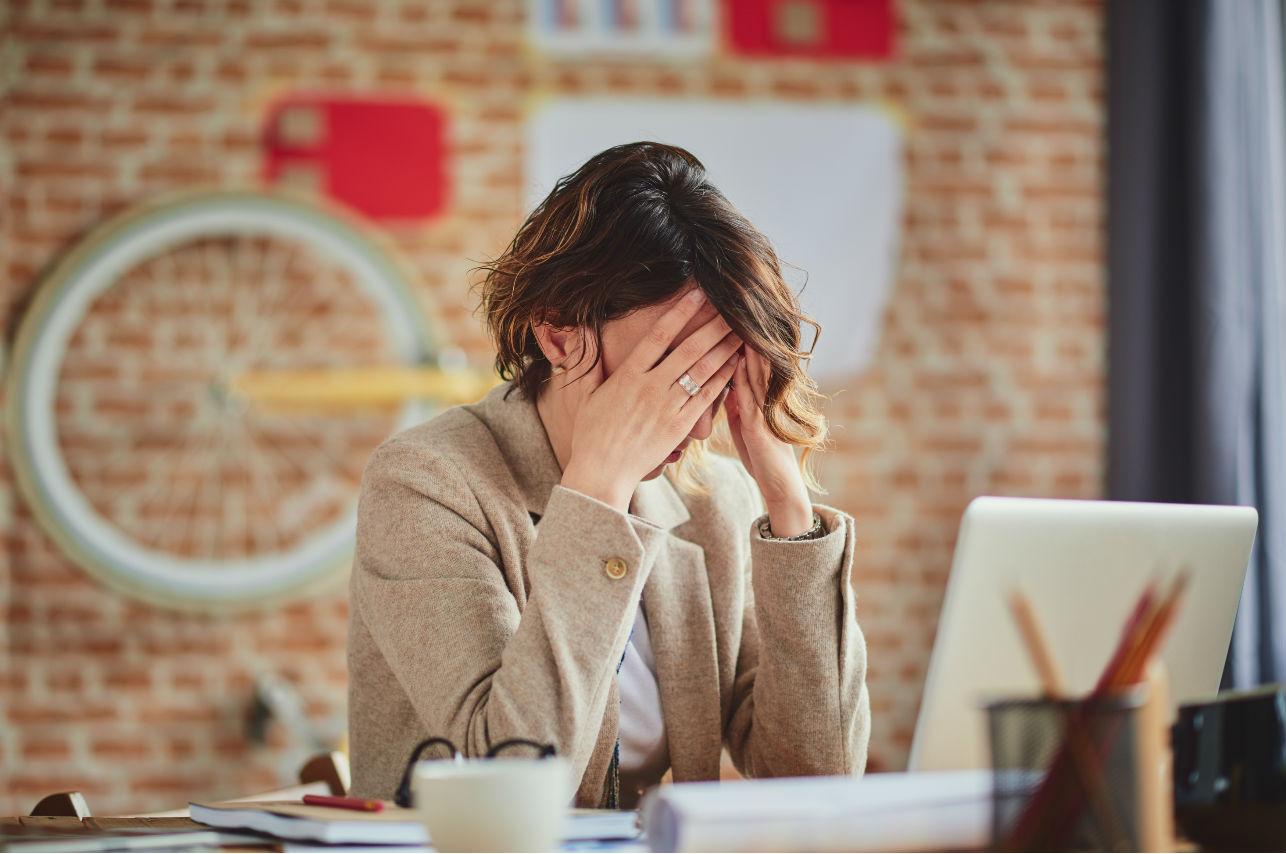Estos son los hábitos que reflejan que tienes ansiedad