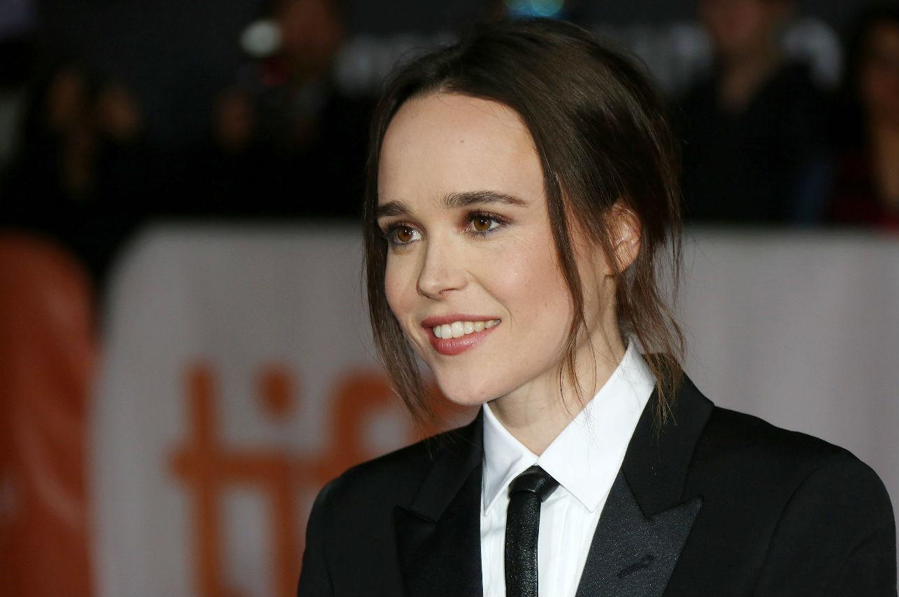 Ahora sí lo ha hecho: ¡Ellen Page se acaba de casar!