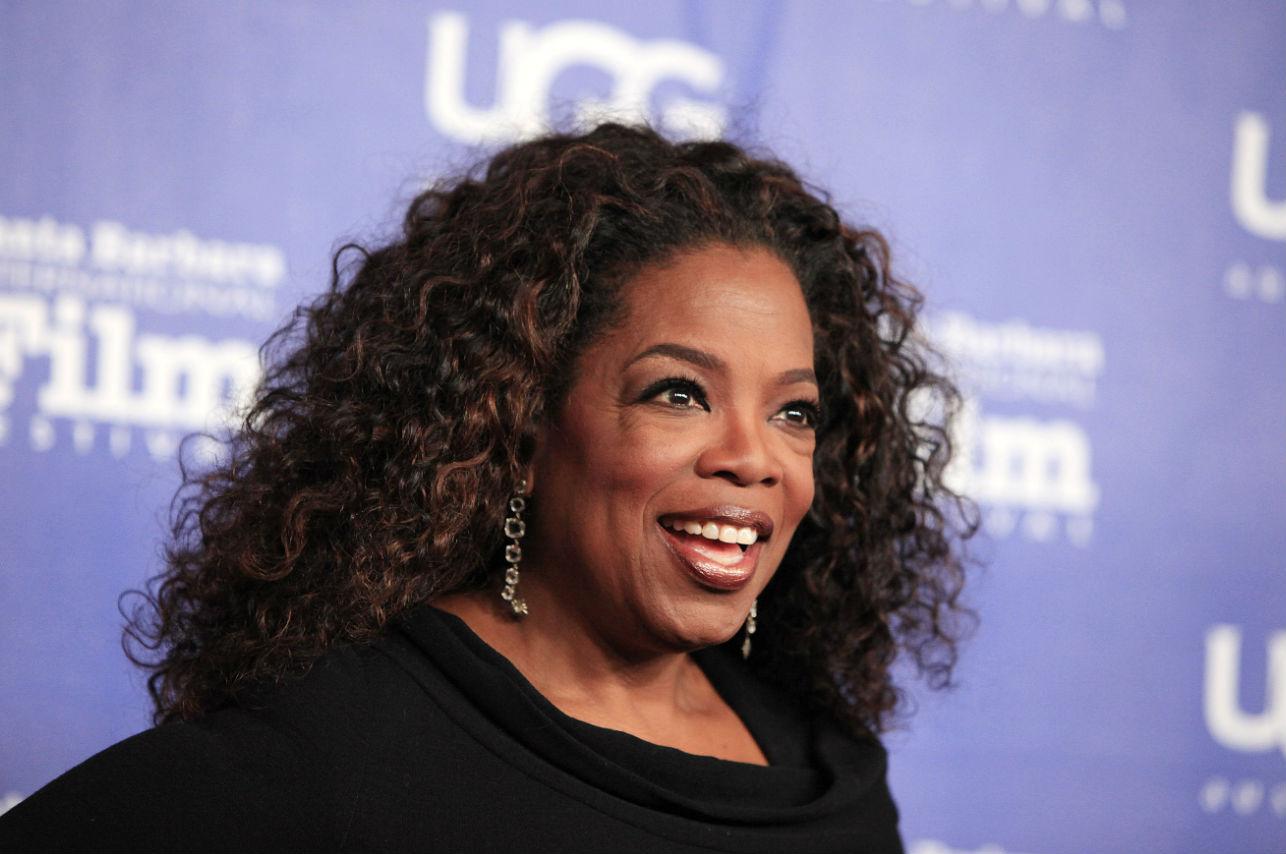 Oprah podría ser la nueva presidenta de Estados Unidos
