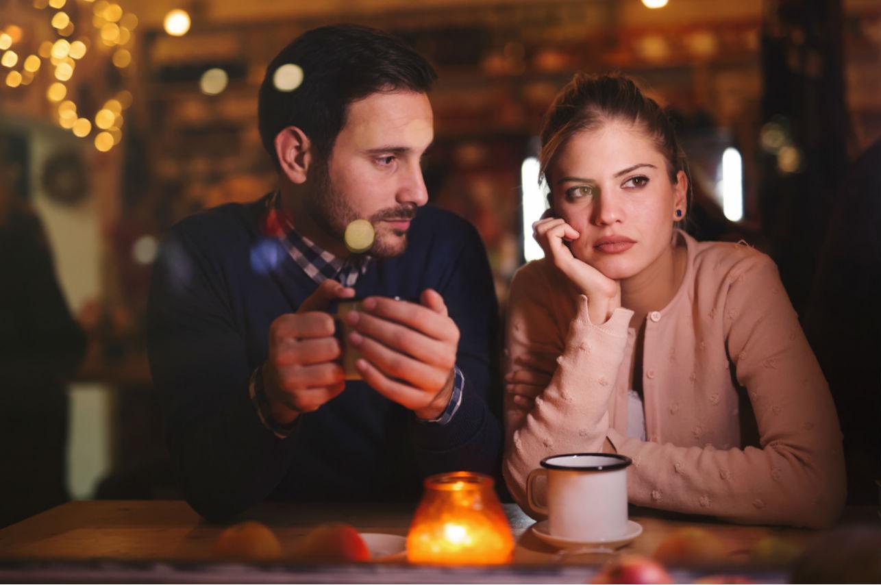 4 actitudes que nunca debes tolerar de tu pareja