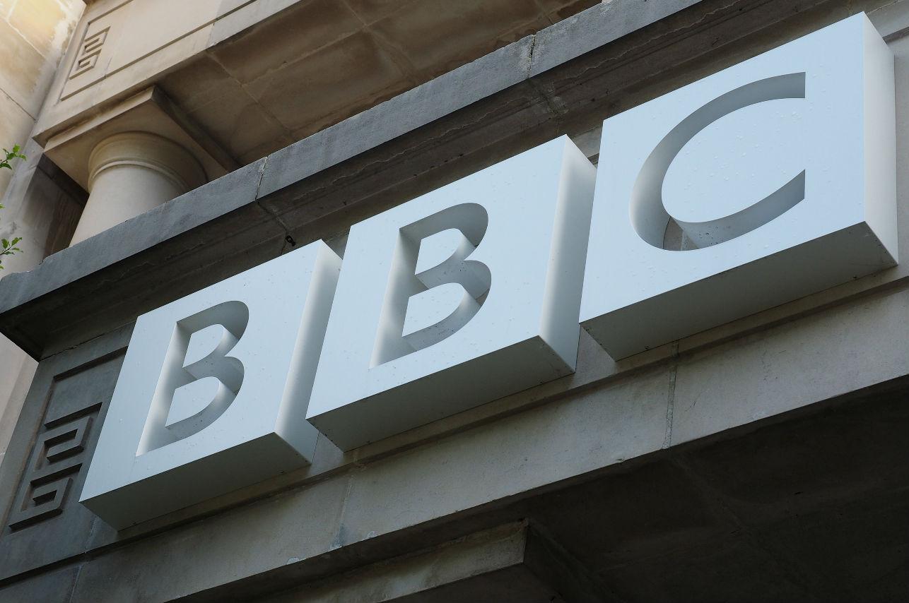 El increíble gesto de los presentadores de la BBC hacia sus compañeras
