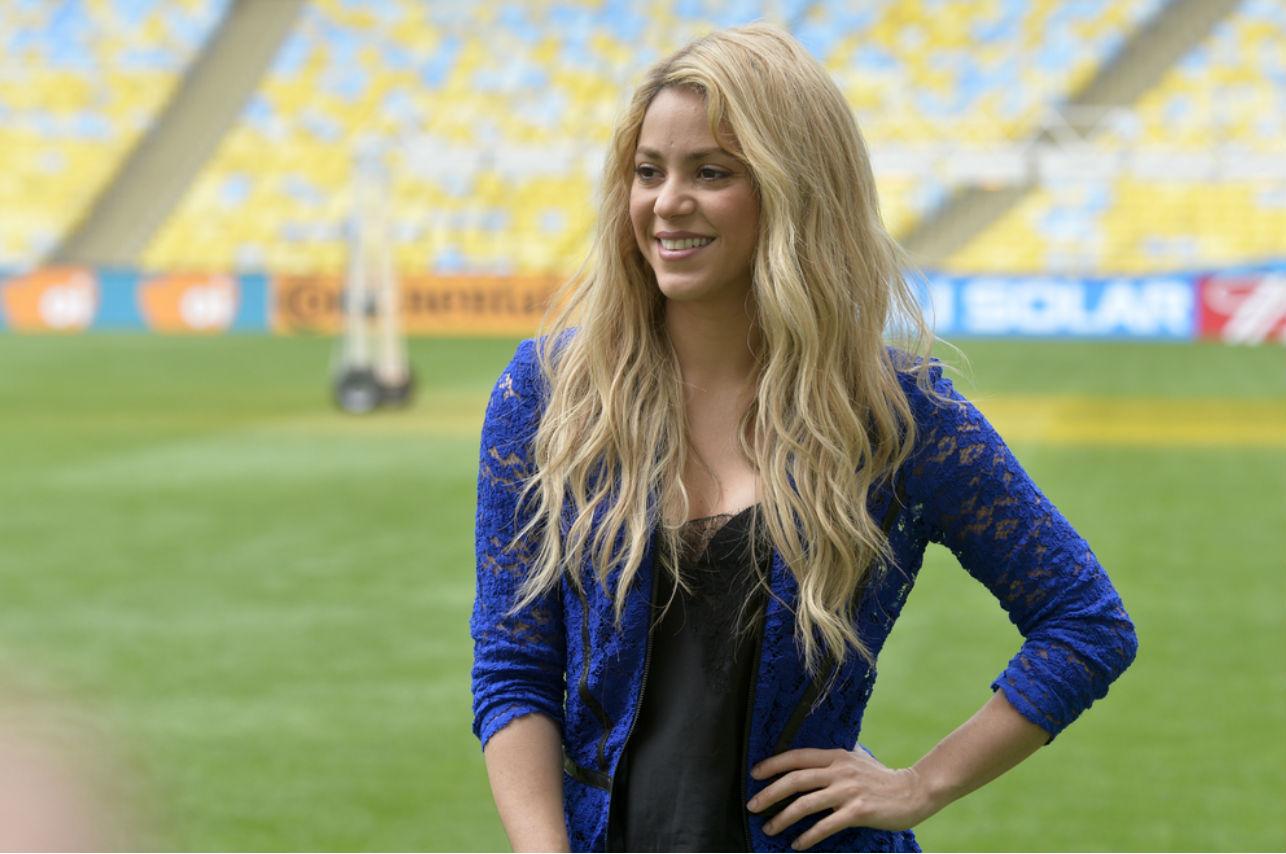 7 canciones de Shakira que todos hemos escuchado con el corazón roto