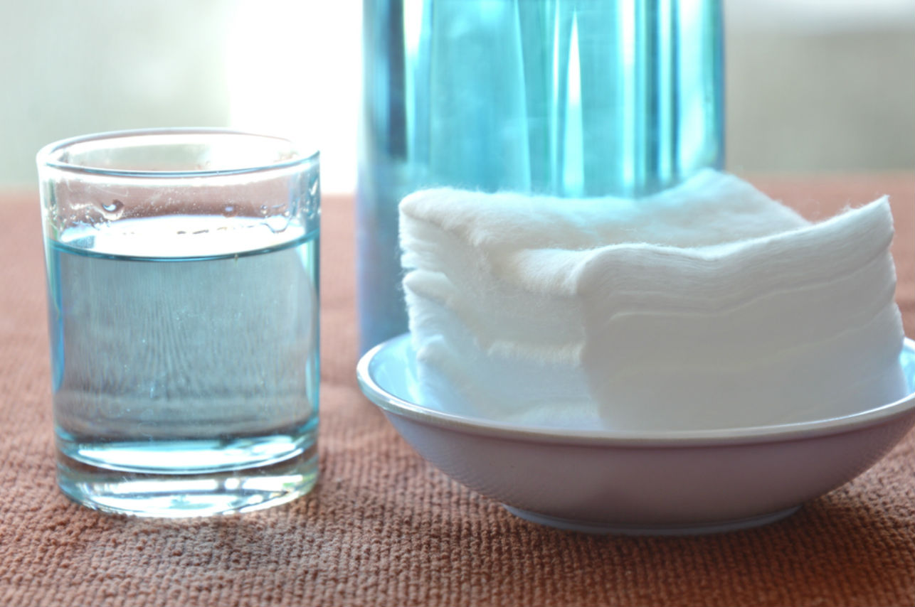 4 razones por las que amarás el agua oxigenada