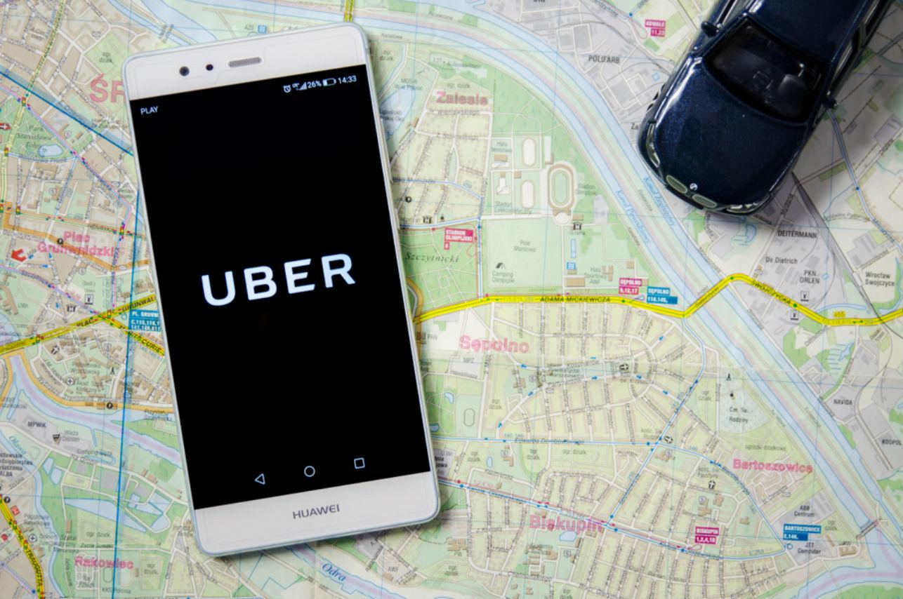 7 cosas que debes hacer antes de subirte a un Uber (¡por tu seguridad!)