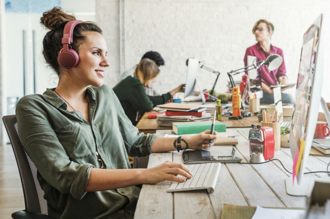 6 hábitos que las personas creativas tienen en común