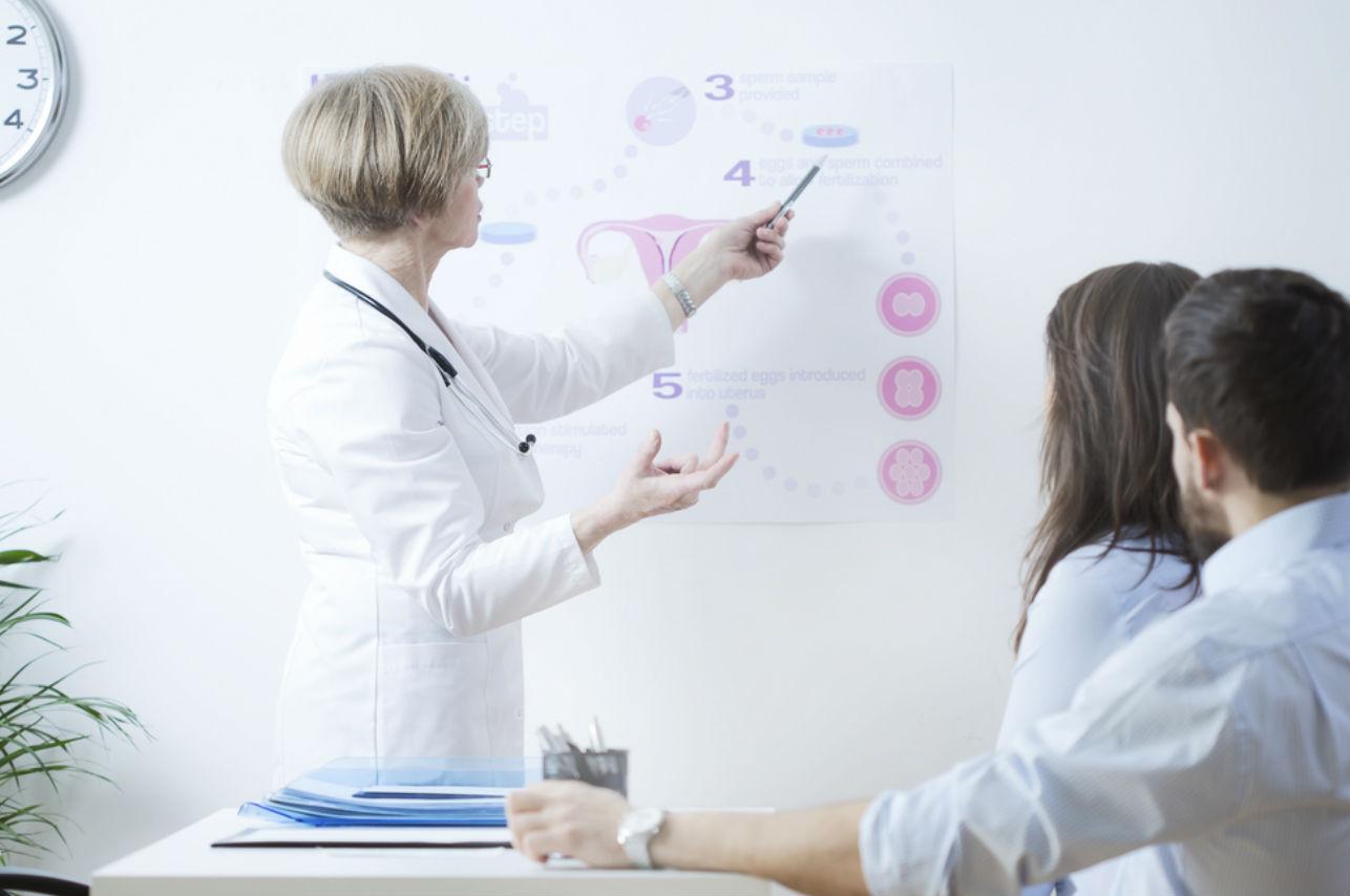 ¿Quieres embarazarte? Conoce los pros y contras de la fecundación in vitro