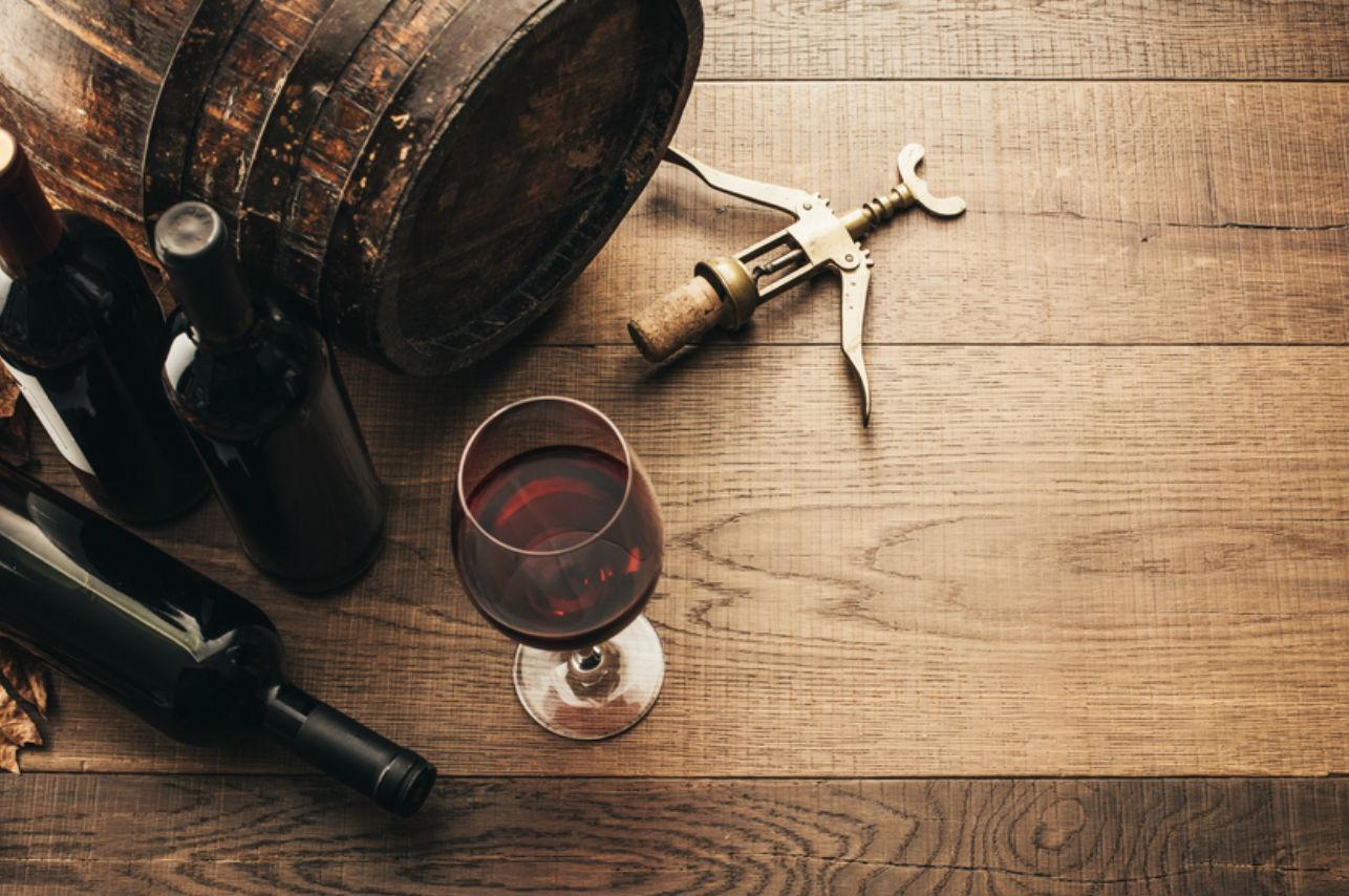 En este lugar el vino ¡es gratis!