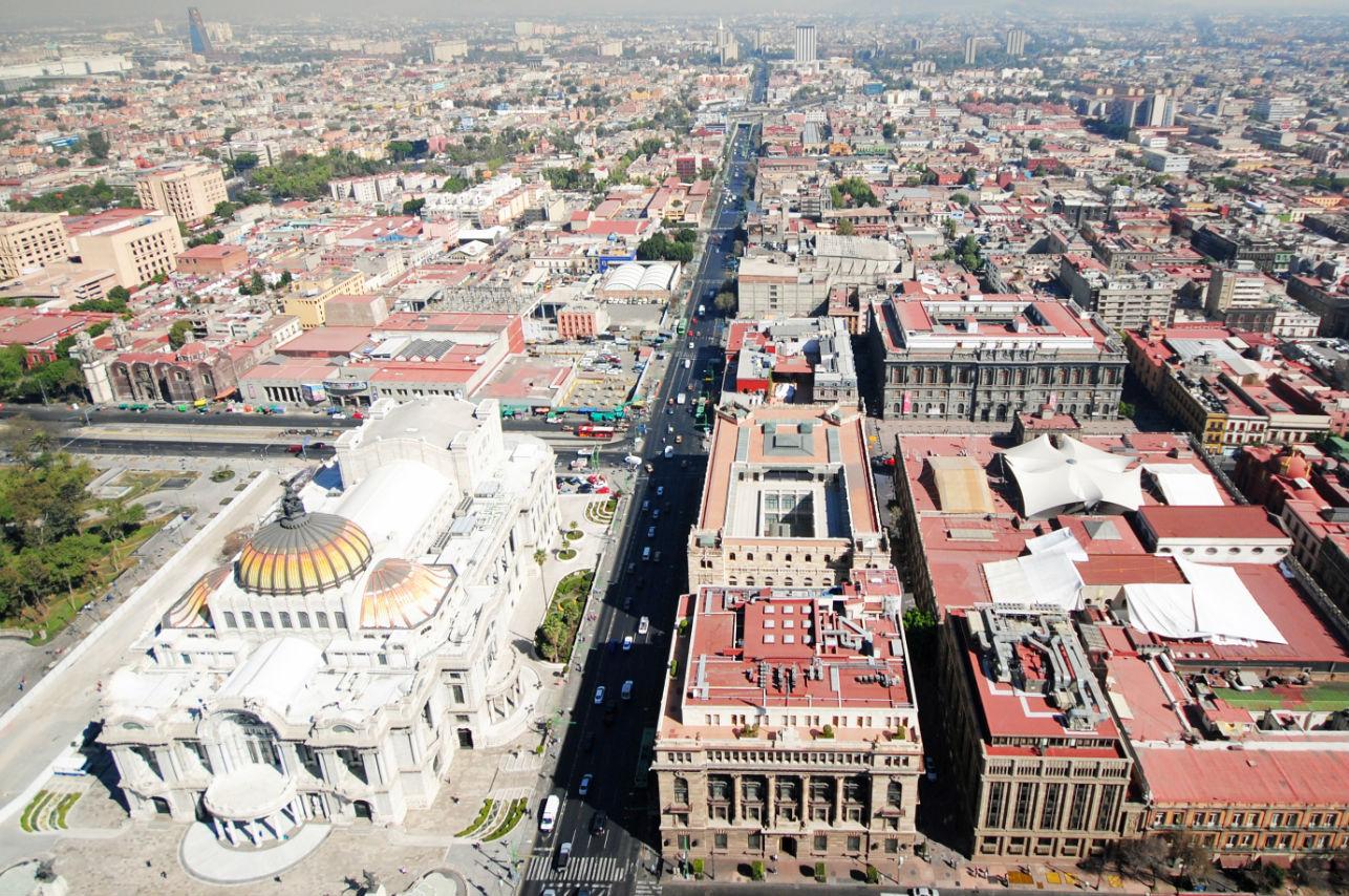 Downtown México: un rinconcito de gastronomía y artesanías en la CDMX