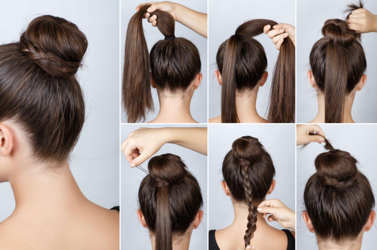 Simple y con estilo peinados faciles de hacer Colección De Cortes De Pelo Ideas - Peinados fáciles de hacer