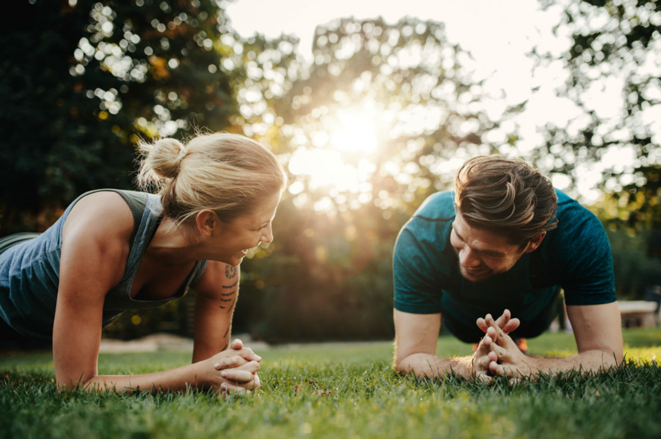 5 razones para hacer ejercicio acompañada… ¡Así no lo dejas!
