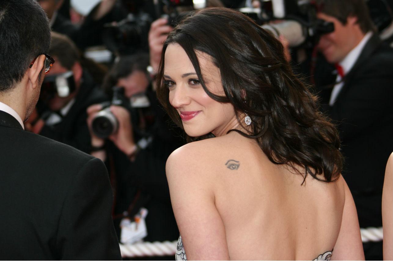 Así fueron las sentidas y fuertes palabras de Asia Argento en Cannes