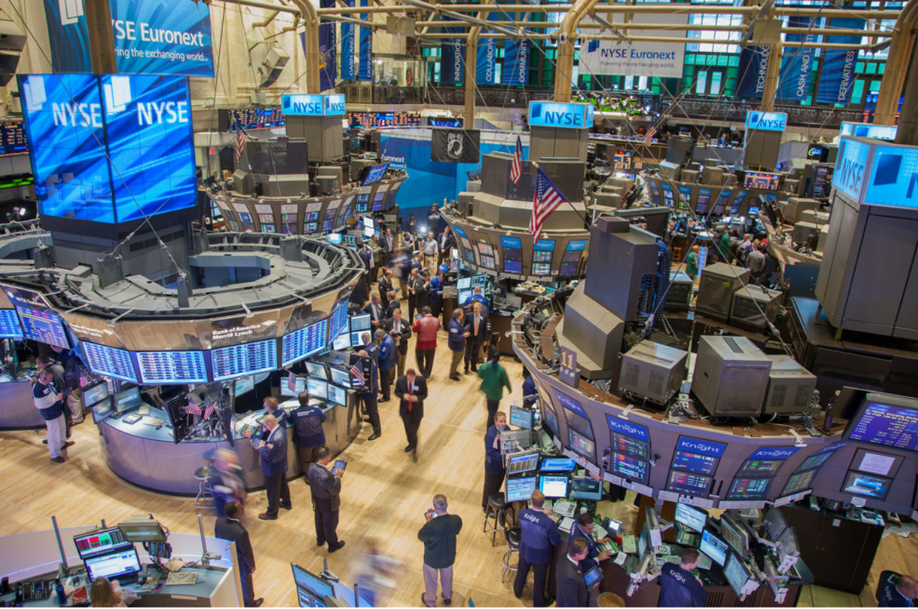 ¡Poder femenino! La bolsa de valores de Nueva York tiene nueva presidenta