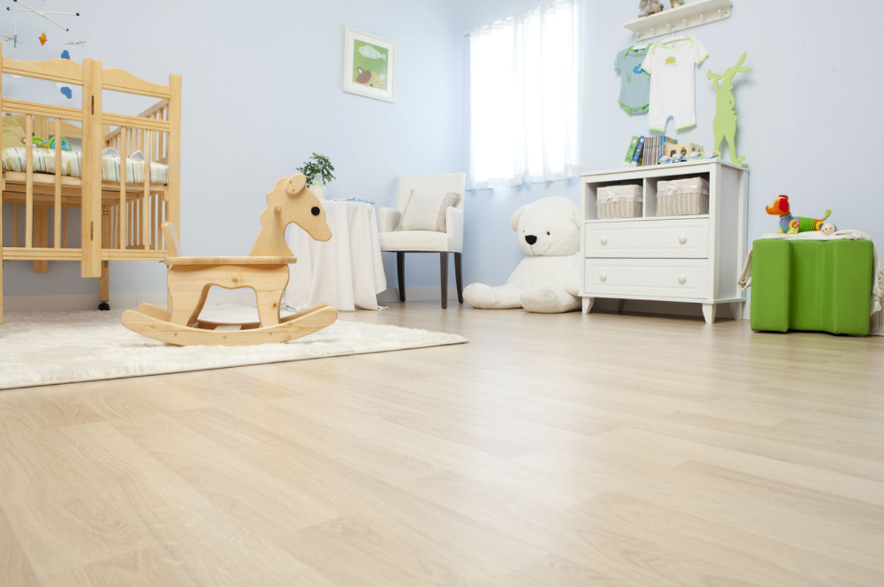 Así es como influye en tu bebé el color de su habitación