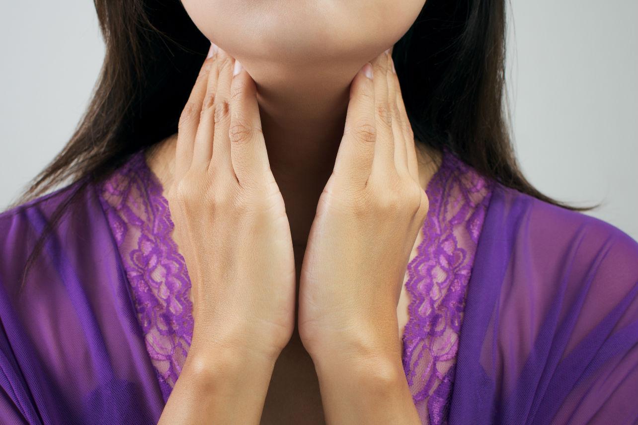 5 señales (casi inadvertidas) de que sufres de la tiroides