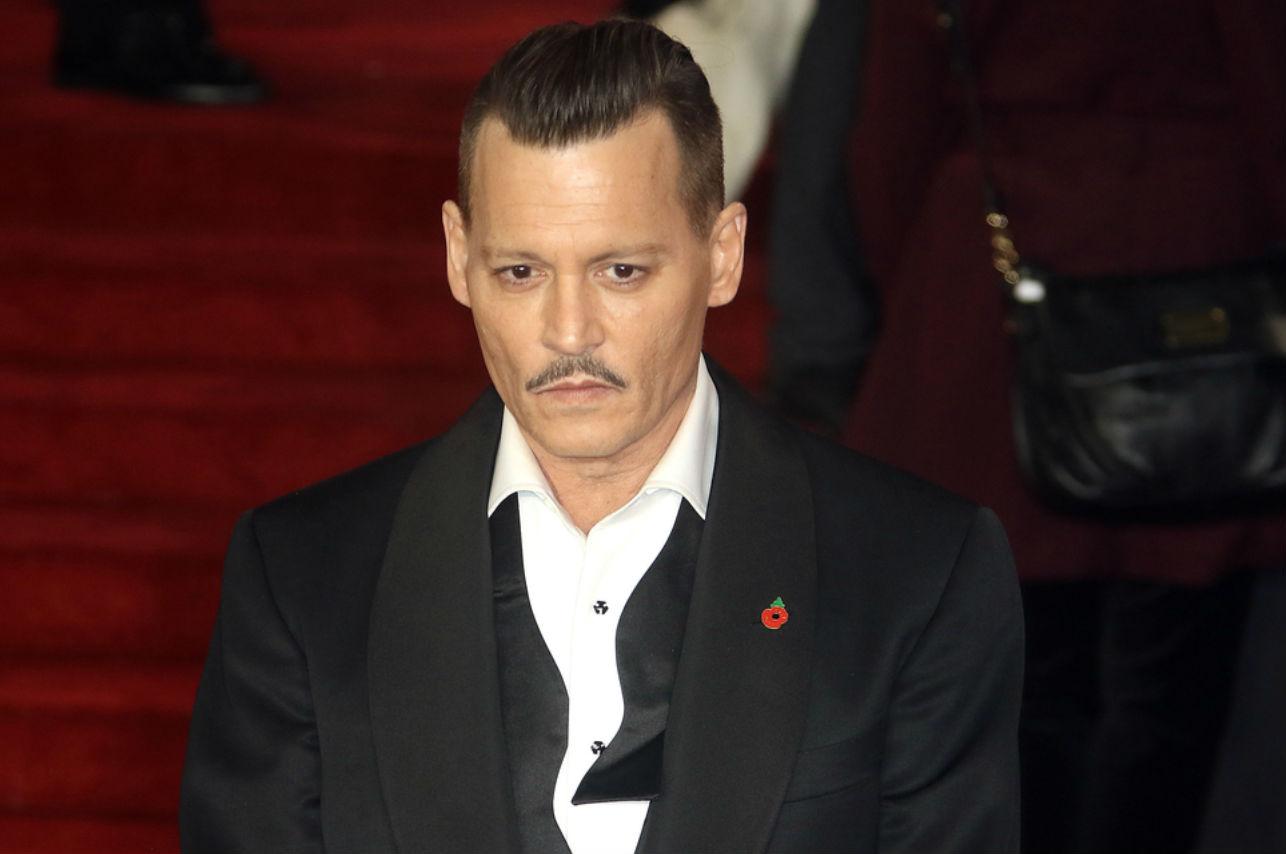 ¿Qué está pasando con Johnny Depp?