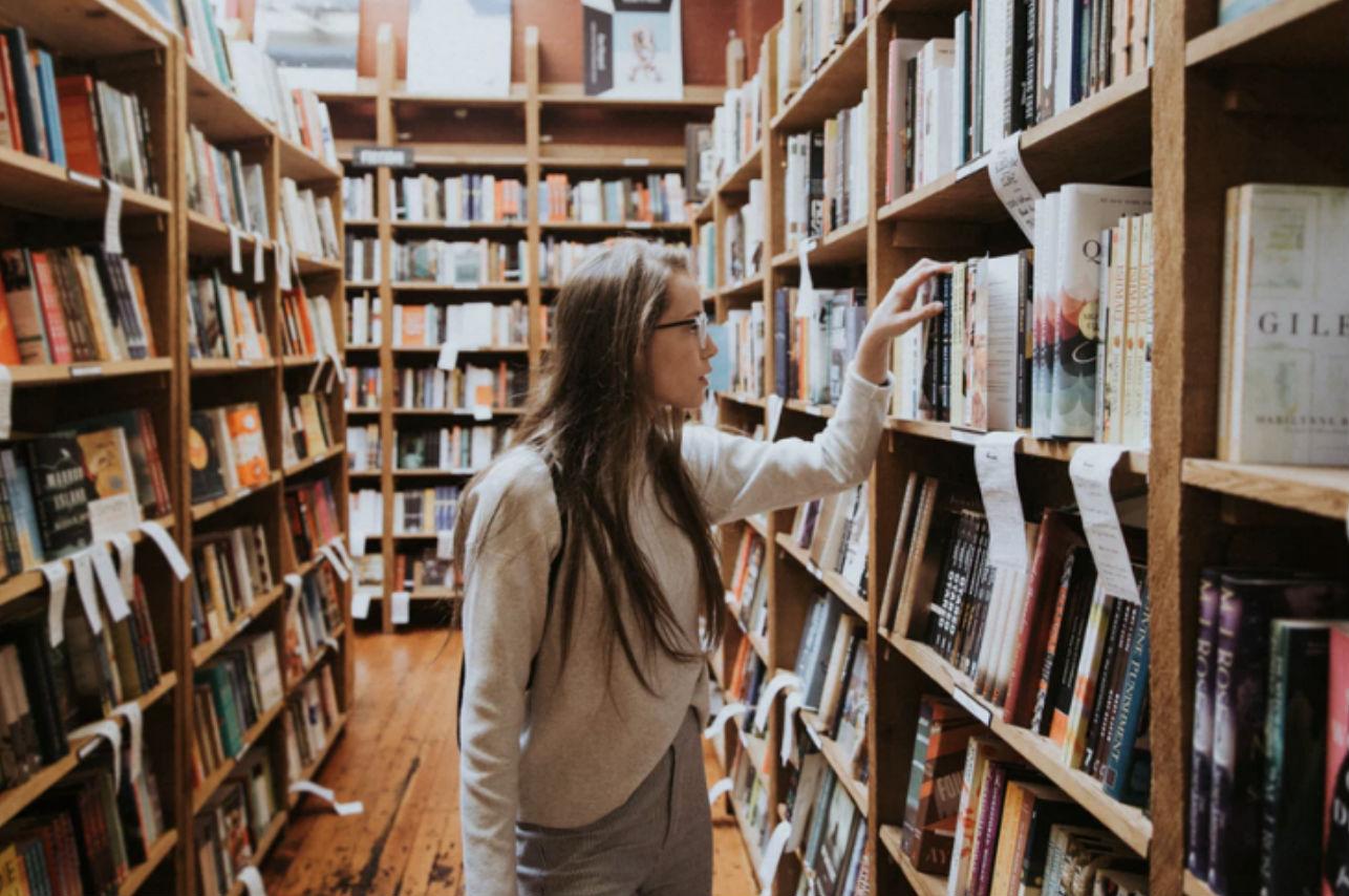 Una librería que todo bibliófilo debería conocer en La Roma