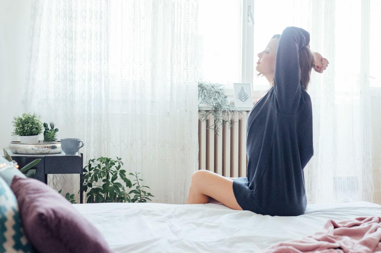 ¿Cómo marcar tus abdominales sólo con la respiración?