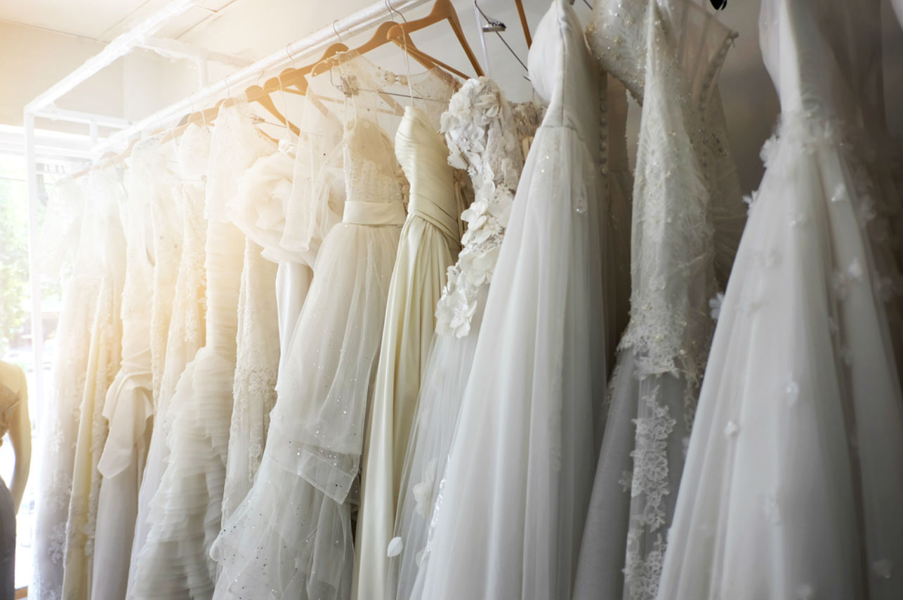 4 tiendas para conseguir el vestido de novia de tus sueños