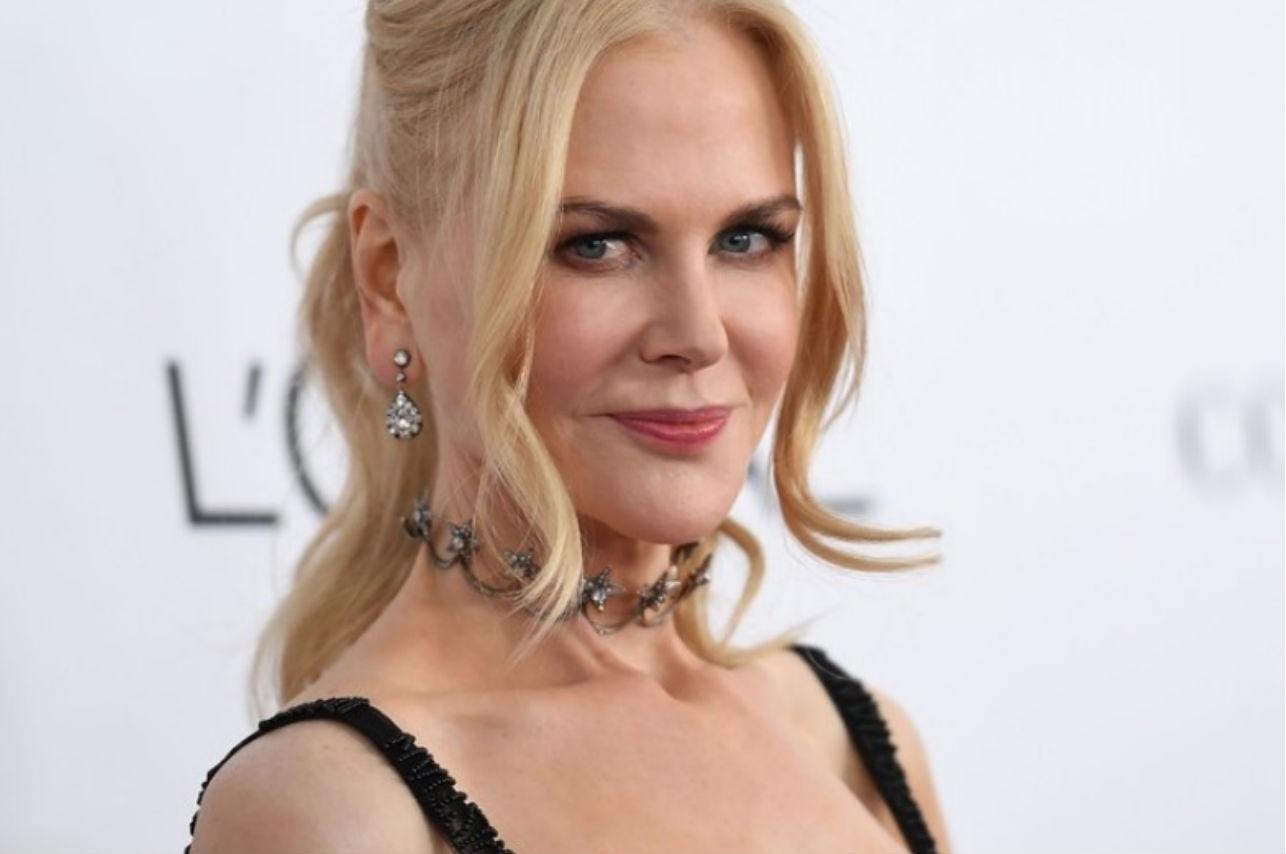 Así es la nueva cara de Nicole Kidman…¡No sabemos qué decir!