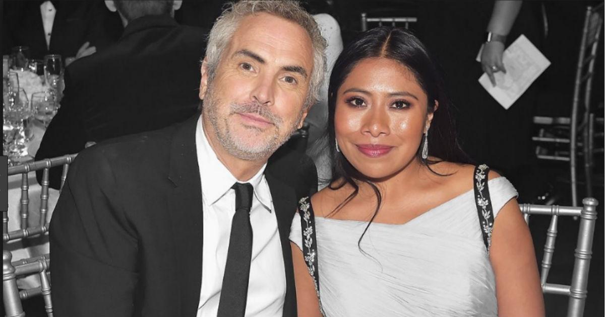 Los 6 vestidos con los que Yalitza Aparicio brilló en los Latin Grammys