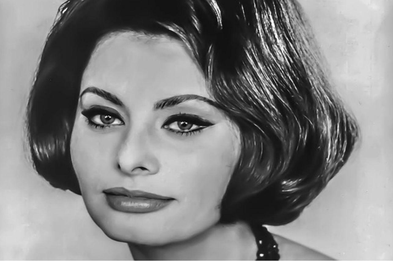 19 frases de Sophia Loren que son verdaderas lecciones de vida