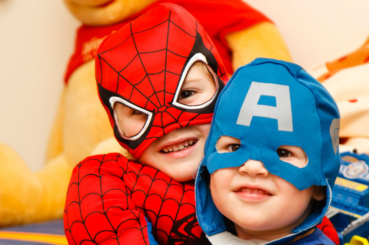 5 ideas para que el Día del Niño esté lleno de magia sin salir de casa