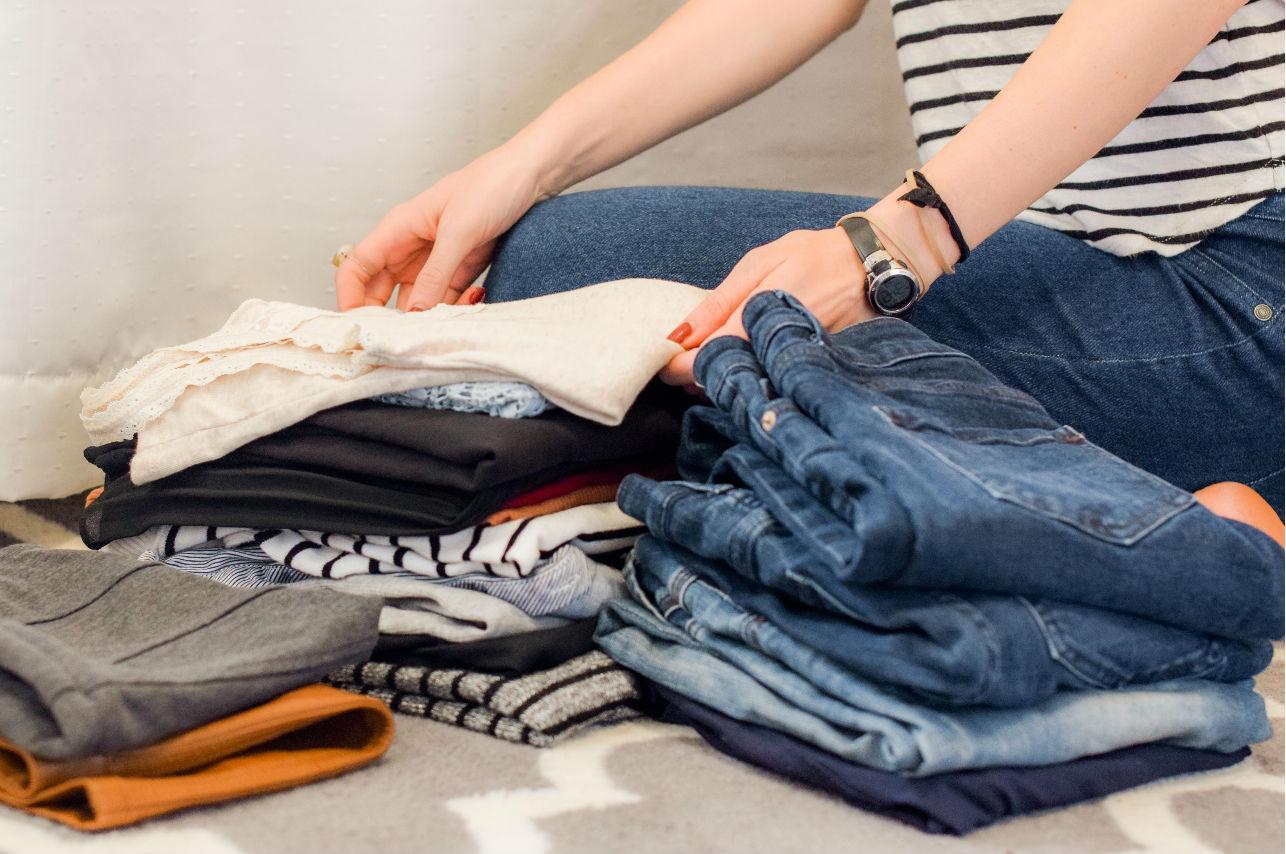 Siempre has doblado mal tus jeans, ¡observa y aprende!
