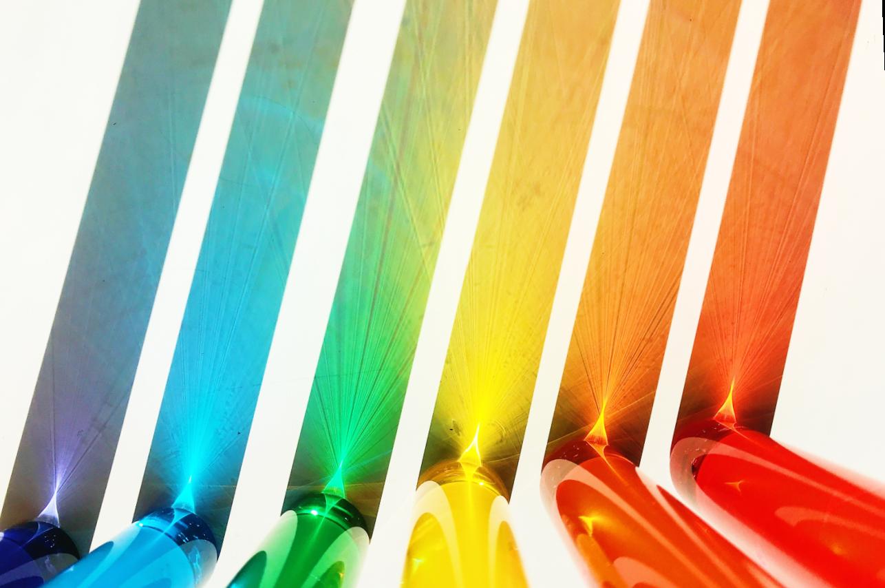 Esto te ayudará a vestirte con conocimiento del color